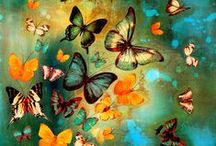 fly be free remember me / butterflies