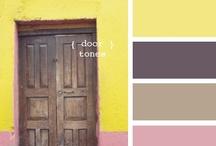 Design - Colors / by Jess Gon Sas