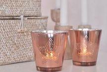 Ljusstakar & Lyktor från TT / Underbara lyktor, ljustakar och lanternor i olika storlekar.  Ger ett vackert sken i ditt rum eller på uteplatsen!