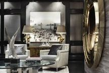Rooms with Style / When a room comes together (or an idea) that has harmony and style, it feels like perfection.