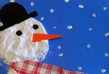 projects ideas for school - winter / by Kate Airhart