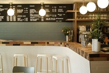 Restaurantes Decoración / by Jess Gon Sas