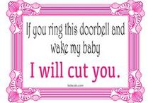Doorbell Stickers