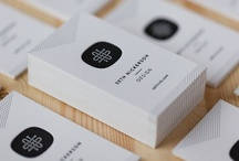 Design - Business Cards / by Jess Gon Sas