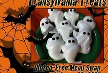 Gluten-Free Halloween Fun / Recipes and Ideas to have a Fun Gluten-Free Halloween / by Heather