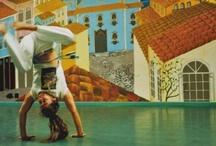 Capoeira é tudo que a boca come / by clémence