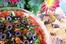 Gluten-Free Appetizers / by Heather