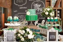 Emarld Green Wedding-Pantone Color of the Year