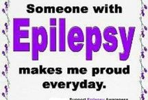 Epilepsy info / by Vickie Barry