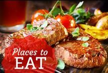 Places To Eat / The best places to eat in Pigeon Forge! When you are getting ready for an exciting vacation to the area, be sure to pack your appetite!