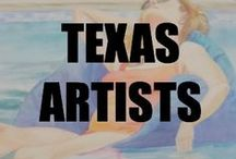 Texas Artists / by Houston Art Fest