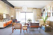 Living Room  / by Jessie Knadler