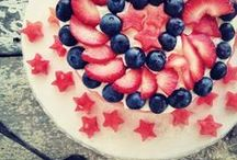 Red, White, and Blue for the Fourth of July, Gluten-Free / by Heather