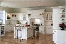 kitchens / by Julie Johnson