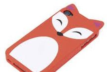 Iphone covers / What I'd like my Iphone to wear! / by Tiana De Smet