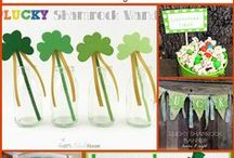 St Patty's Day! / all things fun related to St Patty's Day and the month of March!