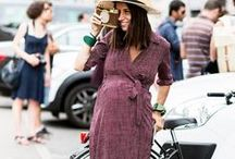 Dressing for Two / What to wear when you are expecting.