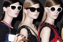 The Eyes Have It! / Look at the world through the most stylish sunnies.