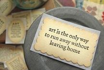 Art Quotes / by Houston Art Fest