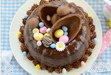 Easter Baking / Sweet & Savoury Easter bakes
