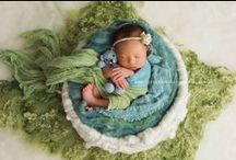 Newborn Wrapped Poses / My favorite newborn wraps and wrapped poses