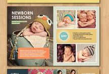 Photoshop Templates / The best photoshop templates for products, advertisements and mini sessions.