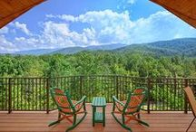 Cabins Rentals / Here are some great cabins available in Pigeon Forge! Come relax in the heart of Pigeon Forge inside one of these comforting Pigeon Forge cabins and chalets.