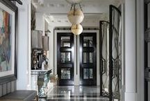 Dream Hallways / Dream Hallways and grand entryway design ideas