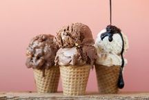 Ice Cream Parlour / classic and original ice cream flavours