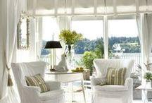 Beach Hut / Beach Style and coastal design ideas for your home