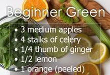 Juicing / How to start juice detoxes and recipes.
