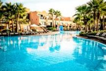 Valentín Star Hotel Adults Only / Hotel for adults only (18+ years old) in Cala'n Bosch, in front of the emblematic seawater lake, just 5 miles from Ciutadella, the old capital of the island, and between two beaches: Cala'n Bosch (250 yds.) and Son Xoriguer (500 yds.)