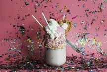 freak shakes / Ultimate freak shake milkshakes