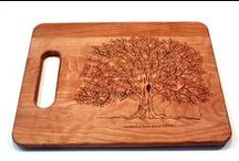 Personalized Gifts / A quality personalized / engraved cutting board makes a great handmade item for Wedding gifts, Wedding Shower gifts, Bridal Shower Gifts, Wedding Presents, Anniversary, Christmas, Birthdays, Housewarming, Hostess or just about any other gift giving occasion.