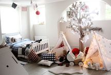 kiddie Den / Fun and stylish kids rooms