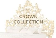 Crown Collection | Jetclass / Imagine a room for a king or a queen. Imagine a palace, take it to the next level. Fall in love with Crown, the most well kept secret from Jetclass. A line for Kings and Queens.  http://www.jetclass.pt/en/catalogue/noble-creations/line/