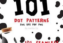 Best Seamless Patterns on Creative Market / You are looking for graphic design resources? Here you can find my favorite Surface Pattern Designs I found on Creative Market.
