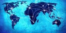 International Business Development / Sources d'inspiration pour ceux qui veulent développer leur entreprise à l'étranger.