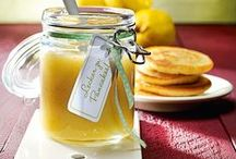 Marmeladen, Aufstriche und Co.