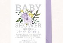 Baby Shower Inspiration / Baby shower themes, cakes, invitations, decorations, gifts  and more!   Contributors: please add no more than 3 pins per day. Please add high quality, vertical pins only and limit duplicate content (it hurts the SEO of the board). If I feel your pin doesn't pertain to baby showers, I will delete it. Please support each other by re-pinning other contributors' content if it aligns with your brand!  If you'd like to be added to this board, please follow Leigh + Cole and send an email to randi at leigh and cole dot com to request an invite. Please make sure you include the email address associated with your Pinterest account.