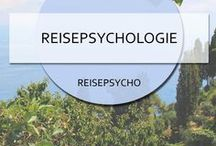 Reisepsychologie / Hier haben psychologische Aspekte rund um's Reisen Platz, wie Gedanken, Gefühle, Selbsterfahrungen, Reflexionen und alles weitere, wo der Mensch als solches im Mittelpunkt steht (oder auch neben sich ;-) )