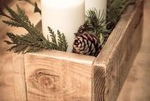 Christmas decoration / Christmas decoration suggestions for a stunning X-mas