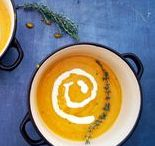 Soups & Stews / Warming and comforting vegan soups and stews  (Vegan, Plant-Based)