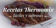 Recetas Thermomix / Encuentra las mejores recetas Thermomix para hacer con tu inseparable robot de cocina. En este tablero encontrarás recetas de entrantes, primeros, segundos, salsas y postres explicadas paso a paso para que te salgan realmente deliciosas y con poco esfuerzo ¡No hay nada que no puedas hacer con la Thermomix!