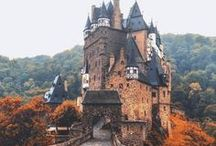 Keskiaika: Linnat