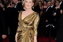 Oskarowe kreacje gwiazd / Oscarowa gala to prawdziwa rewia mody. Królują długie suknie od znanych projektantów i bardzo droga biżuteria.