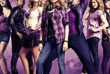 Pitch perfect 1,2,&3
