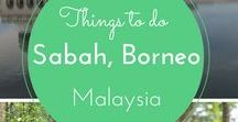 Travel: MALAYSIA / Ideas and tips for travelling in Malaysia.