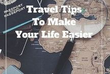Travel: Tips / Want to travel the world but don't know where to start? Here are some ideas and tips for how, where, when and why to travel the world.