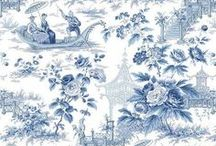 PATTERNS || toille / lets talk about the French style, toile